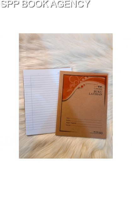 Buku Latihan Sekolah (Exercise Book)